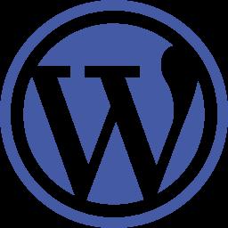 WordPressを使用した更新簡単なサイト